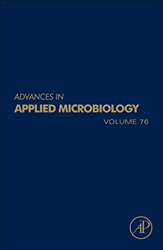 9780123870483: Advances in Applied Microbiology, Volume 76