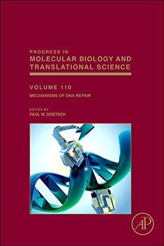 9780123876652: Mechanisms of DNA Repair, Volume 110 (Progress in Molecular Biology and Translational Science)