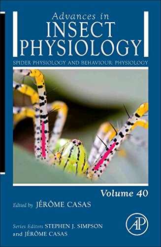 9780123876683: Spider Physiology and Behaviour, Volume 40 (Advances in Insect Physiology)