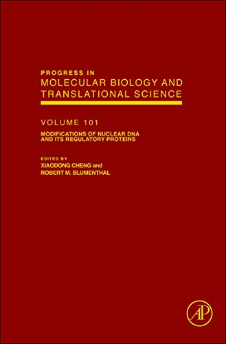 9780123876850: Modifications of Nuclear DNA and its Regulatory Proteins, Volume 101 (Progress in Molecular Biology and Translational Science)
