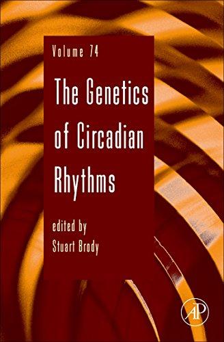 9780123876904: The Genetics of Circadian Rhythms (Advances in Genetics)