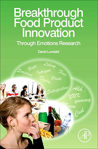 9780123877123: Breakthrough Food Product Innovation Through Emotions Research
