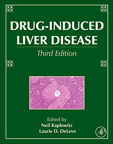 9780123878175: Drug-Induced Liver Disease, Third Edition