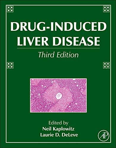 9780123878182: Drug-Induced Liver Disease