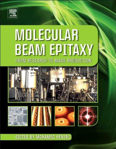 9780123878397: Molecular Beam Epitaxy