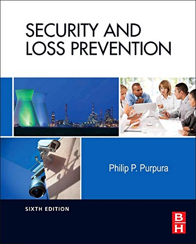 9780123878465: Security and Loss Prevention, Sixth Edition: An Introduction