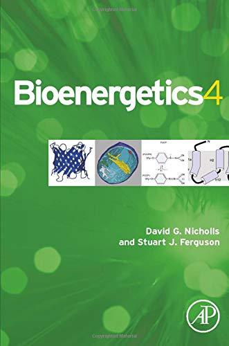 9780123884251: Bioenergetics