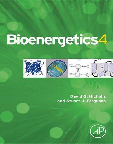 9780123884312: Bioenergetics