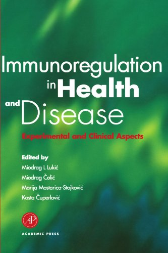 9780123884794: Immunoregulation in Health and Disease: Experimental and Clinical Aspects