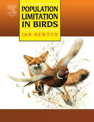 9780123884824: Population Limitation in Birds