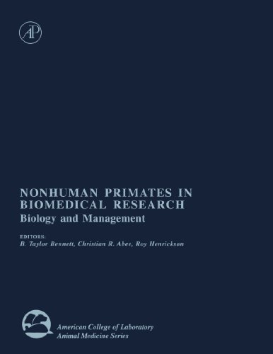 9780123885531: Nonhuman Primates in Biomedical Research: Biology and Management