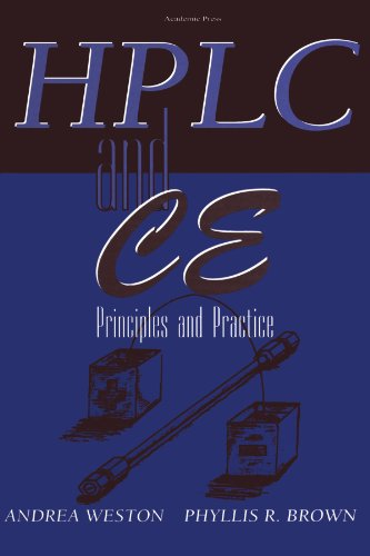 9780123885661: High Performance Liquid Chromatography & Capillary Electrophoresis: Principles and Practices