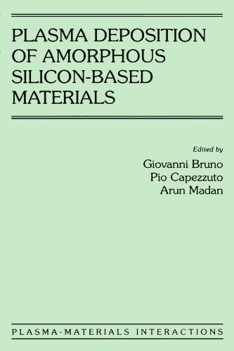 9780123885678: Plasma Deposition of Amorphous Silicon-Based Materials