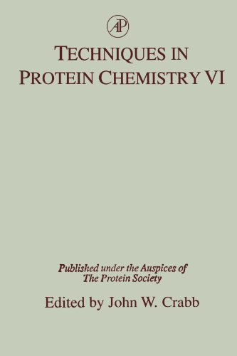 9780123885821: Techniques in Protein Chemistry VI