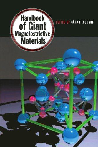 9780123885937: Handbook of Giant Magnetostrictive Materials
