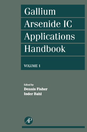 9780123886019: Gallium Arsenide IC Applications Handbook