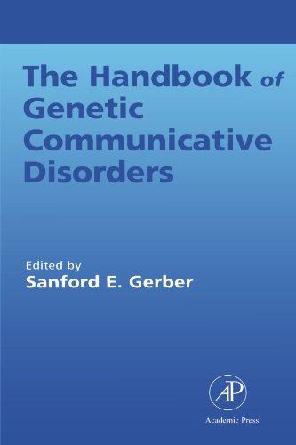 9780123886118: The Handbook of Genetic Communicative Disorders