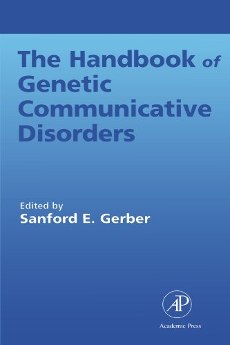 9780123886118: The Handbook of Genetic Communicative Disorders
