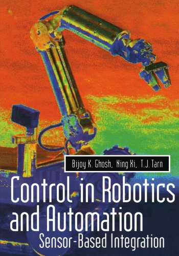 9780123886125: Control in Robotics and Automation: Sensor-Based Integration
