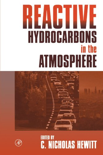 9780123886248: Reactive Hydrocarbons in the Atmosphere