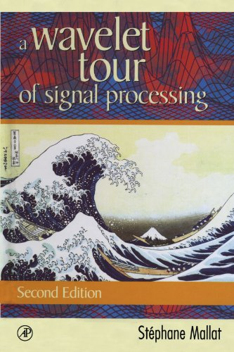 9780123886804: A Wavelet Tour of Signal Processing: The Sparse Way