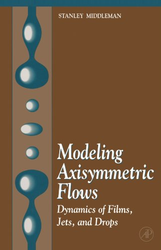 9780123886941: Modeling Axisymmetric Flows: Dynamics of Films, Jets, and Drops