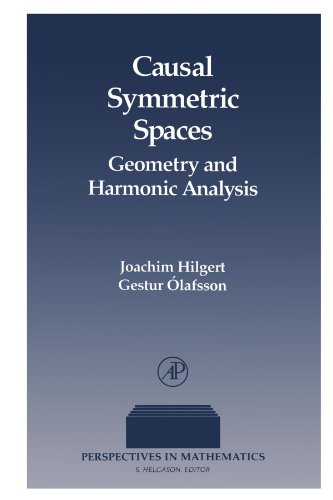 9780123887115: Causal Symmetric Spaces