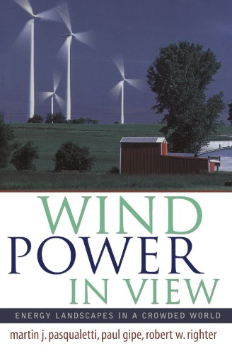 9780123887207: Wind Power in View: Energy Landscapes in a Crowded World