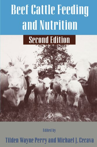 9780123887221: Beef Cattle Feeding and Nutrition: Second Edition