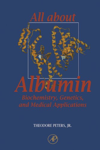 9780123887238: All About Albumin: Biochemistry, Genetics, and Medical Applications