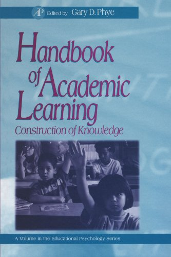 9780123887252: Handbook of Academic Learning: Construction of Knowledge