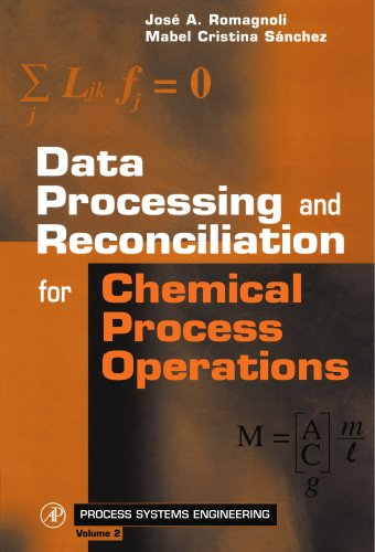 9780123887405: Data Processing and Reconciliation for Chemical Process Operations