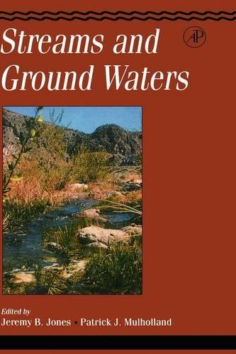 9780123898456: Streams and Ground Waters (Aquatic Ecology)