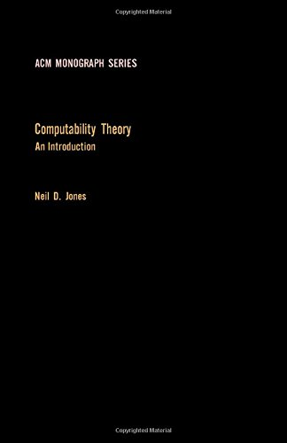 9780123900500: Computability Theory: An Introduction (ACM monograph series)