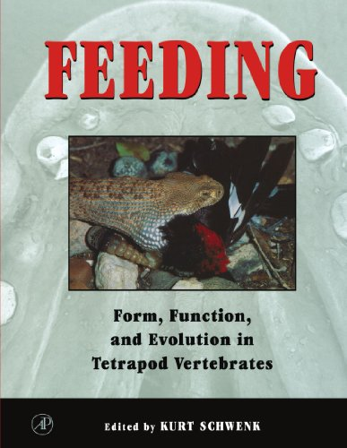 9780123907585: Feeding: Form, Function and Evolution in Tetrapod Vertebrates