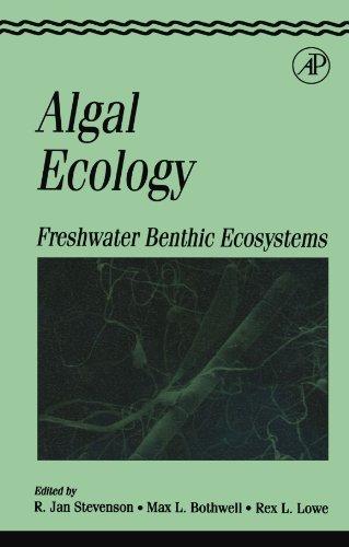 9780123907677: Algal Ecology: Freshwater Benthic Ecosystem