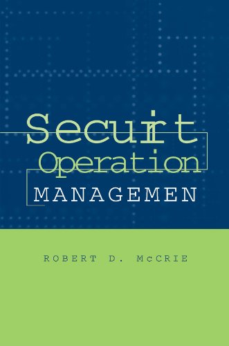 9780123908063: Security Operations Management