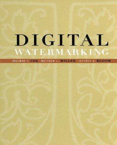 9780123908650: Digital Watermarking