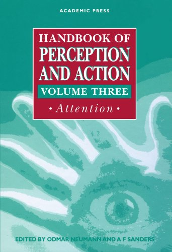 9780123908940: Handbook of Perception and Action: Attention