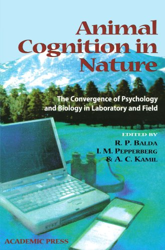 9780123909114: Animal Cognition in Nature: The Convergence of Psychology and Biology in Laboratory and Field