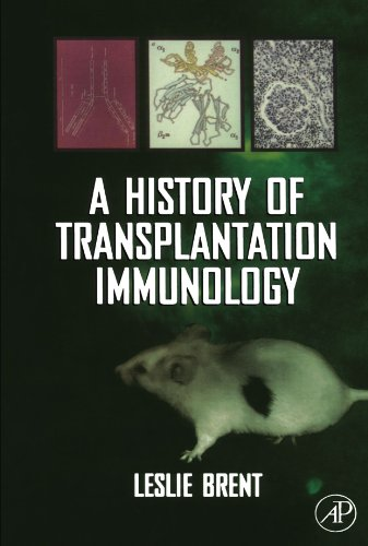9780123909169: A History of Transplantation Immunology