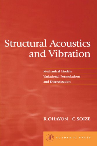 9780123909398: Structural Acoustics and Vibration: Mechanical Models, Variational Formulations and Discretization