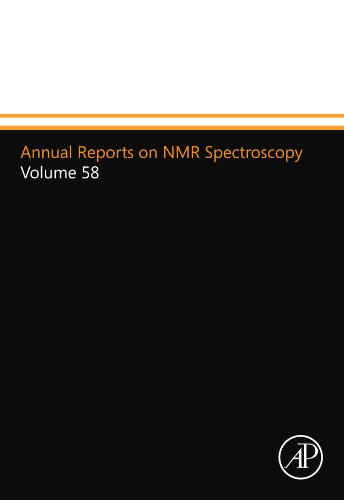9780123909558: Annual Reports on NMR Spectroscopy: Volume 58