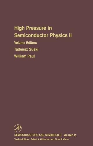 9780123910806: High Pressure in Semiconductor Physics II