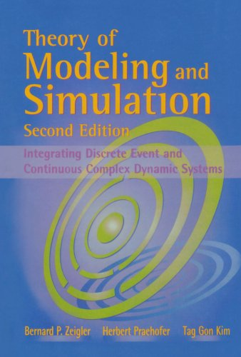 9780123910943: Theory of Modeling and Simulation