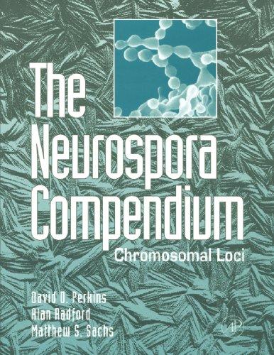 9780123911452: The Neurospora Compendium: Chromosomal Loci