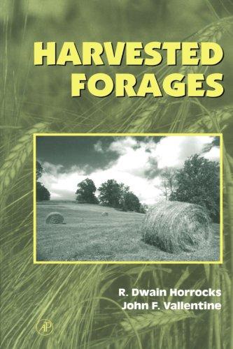 9780123911674: Harvested Forages