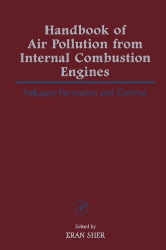 9780123911841: Handbook of Air Pollution from Internal Combustion Engines: Pollutant Formation and Control
