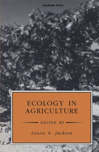 9780123911957: Ecology in Agriculture