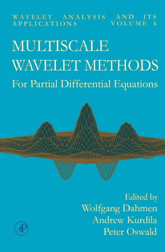 9780123911964: Multiscale Wavelet Methods for Partial Differential Equations